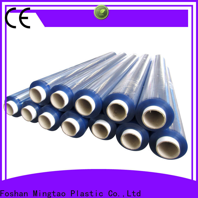 Mingtao Breathable pvc roll for wholesale for table mat