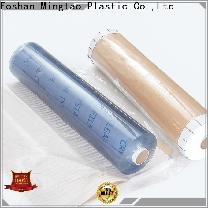 Mingtao on-sale pvc film suppliers supplier for table cover