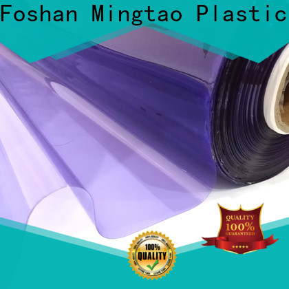 Mingtao waterproof vinyl fabric company