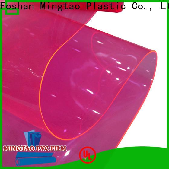 Mingtao Latest marine vinyl company