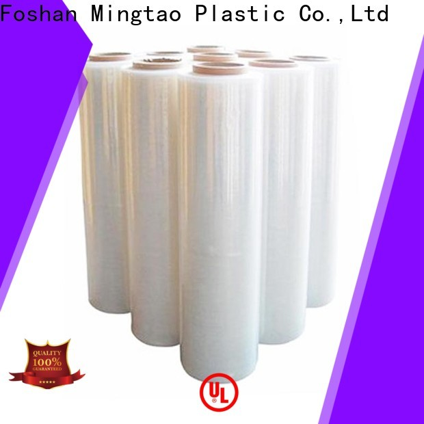 Mingtao Breathable printed stretch film get quote for packing
