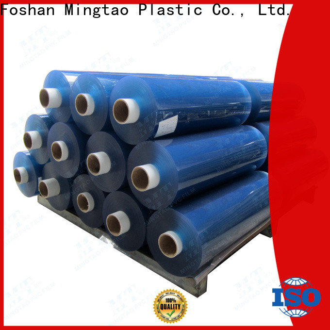 Mingtao at discount pvc roll sheet bulk production for book covers