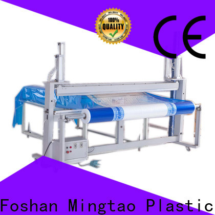 Mingtao tear-resistant mattress machine free sample for television cove