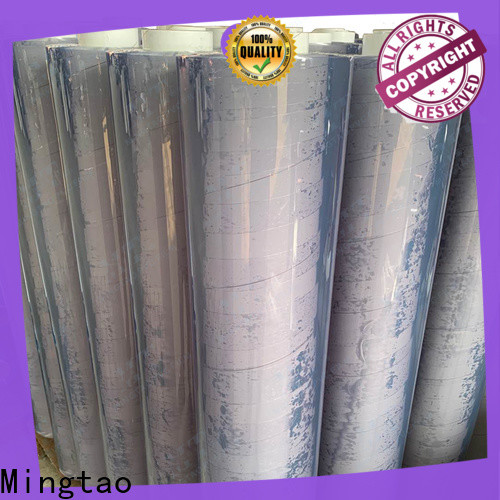 solid mesh clear plastic film pvc supplier for television cove