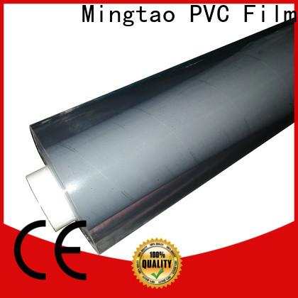 Mingtao transparent 3mm pvc sheet supplier for packing