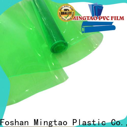 Mingtao pvc vinyl leather Supply
