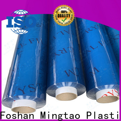 at discount pvc roofing sheet super clear bulk production for packing