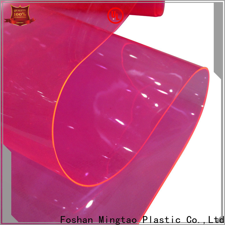 Mingtao Wholesale vinyl leather Suppliers