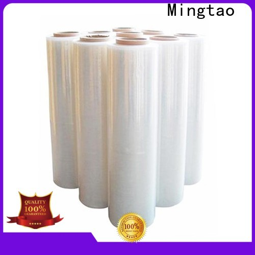 Mingtao latest pvc stretch film supplier for book covers