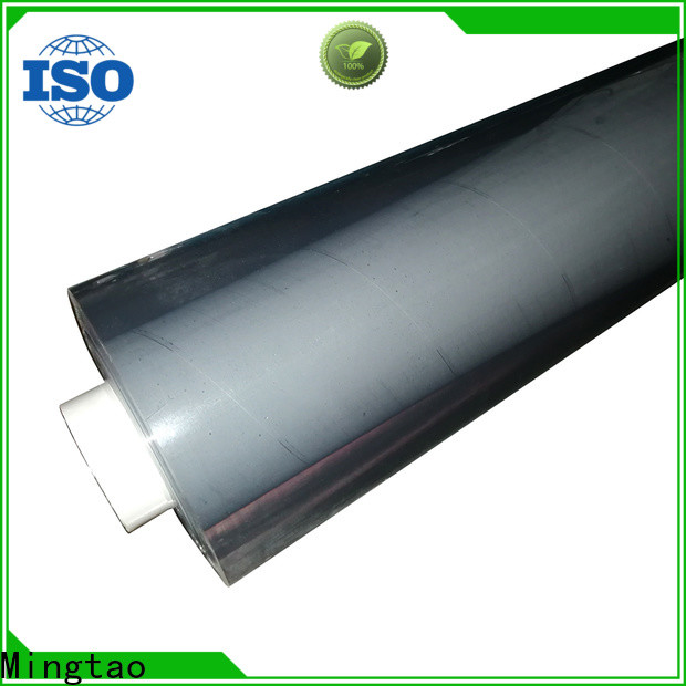 Mingtao portable cheap pvc sheets buy now for table cover