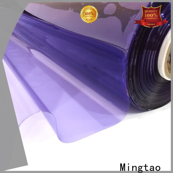 Mingtao Top vinyl upholstery for business