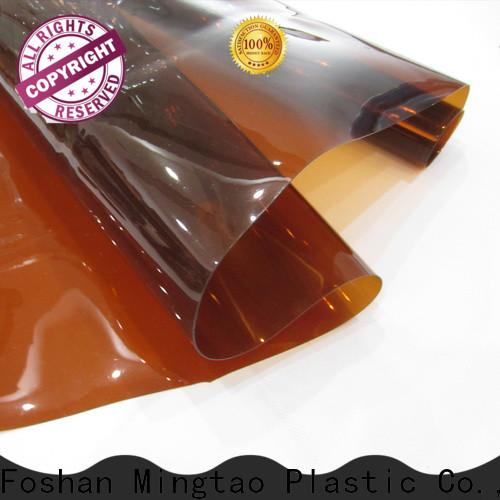 Mingtao pvc vinyl leather company