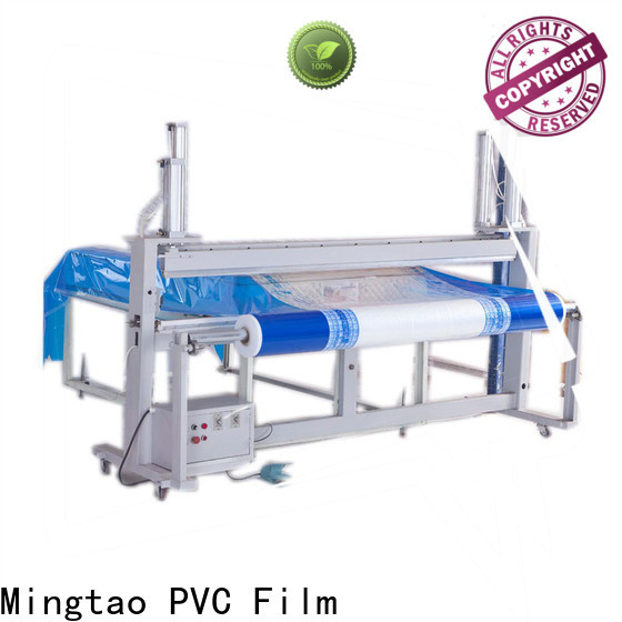 Mingtao oilproof mattress machine get quote for book covers