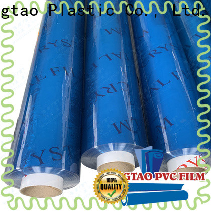 Mingtao at discount frosted pvc sheet OEM for book covers