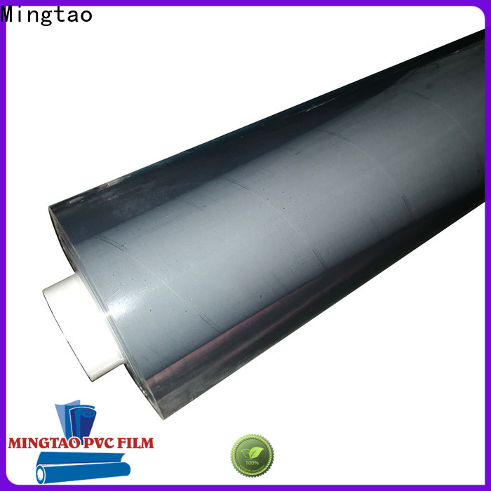 Mingtao flexible pvc film sheets ODM for packing