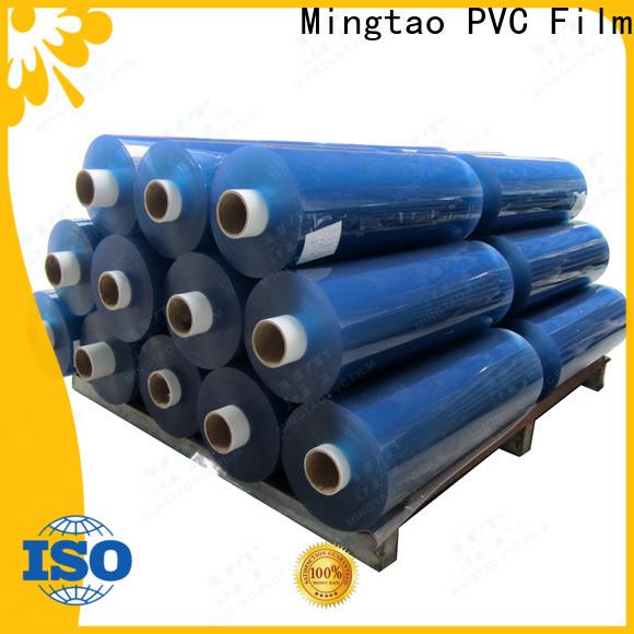 Mingtao pvc pvc film printing customization for television cove