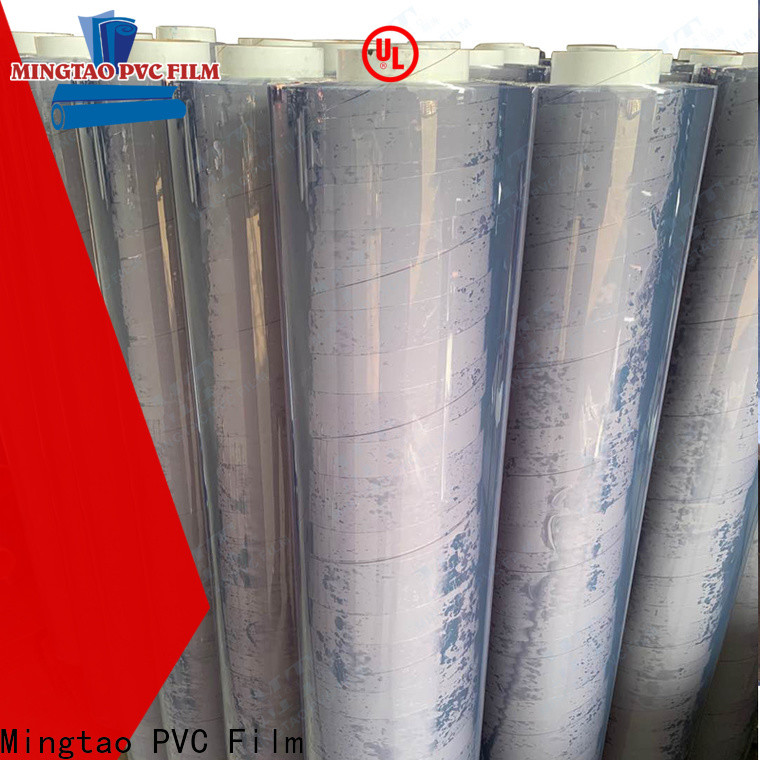 on-sale super clear pvc film selling free sample for packing