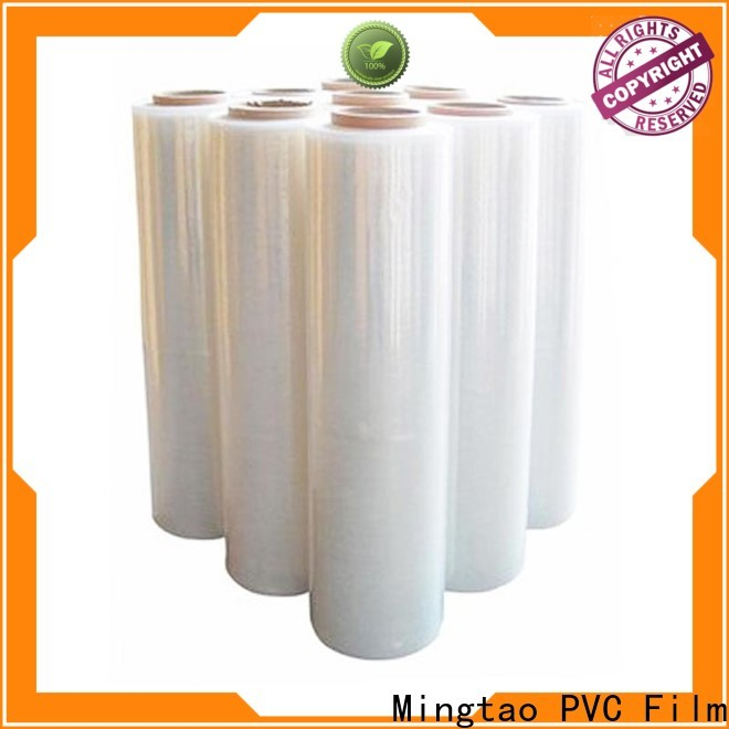 Mingtao high-quality printed stretch film manufacturer for wholesale for table mat