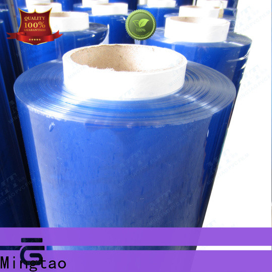 Mingtao super clear pvc film printing for wholesale for television cove