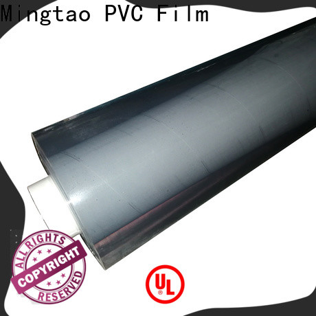 Mingtao soft clear plastic cover supplier for table cover
