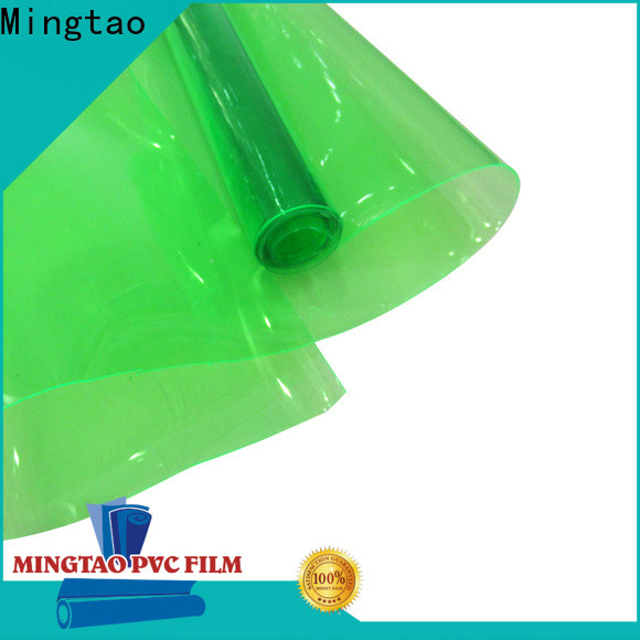 Mingtao New marine grade vinyl for business