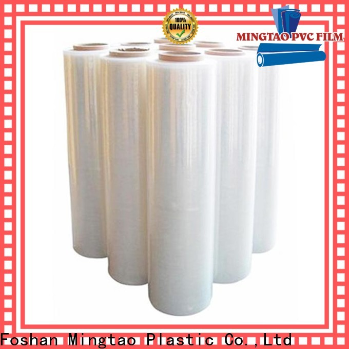 high-quality stretch film packaging transparent supplier for book covers