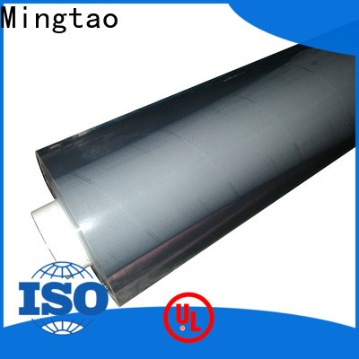 funky pvc super clear film supplier for table cover