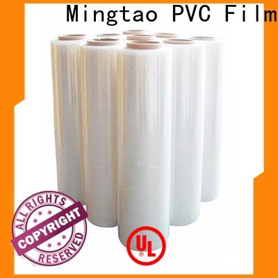 Mingtao durable stretch film china OEM for table mat