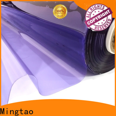 Mingtao pvc coated polyester fabric Suppliers