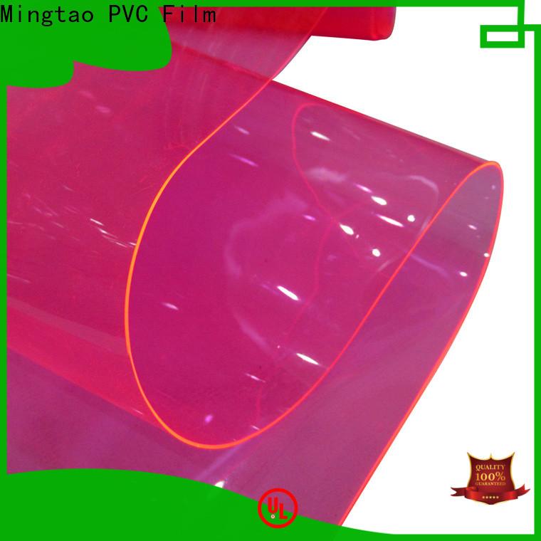 Mingtao vinyl upholstery fabric company
