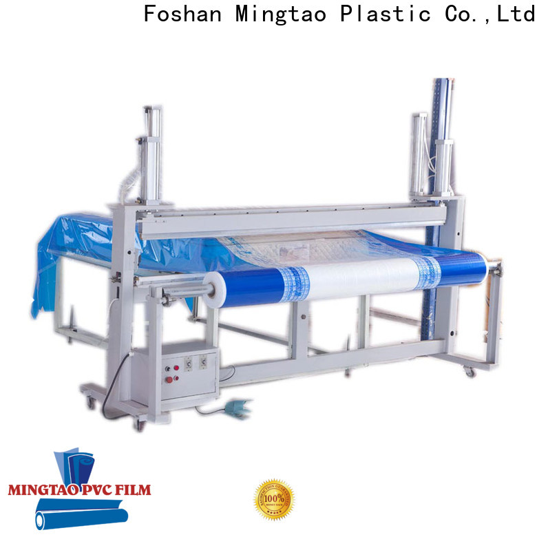 Mingtao on-sale mattress roll packing machine free sample for table cover