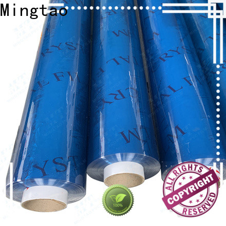 high-quality flexible plastic film super clear for wholesale for book covers