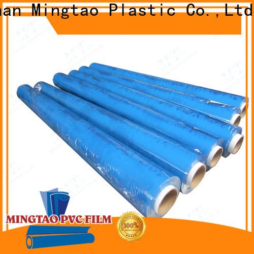 Mingtao blue pe sheet for wholesale for table mat