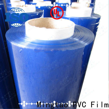 Mingtao on-sale pvc roofing sheet bulk production for table cover