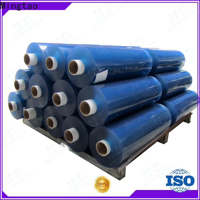 Mingtao quality rigid pvc sheet OEM for packing