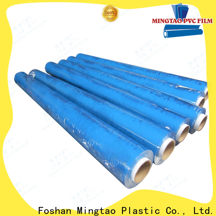 Mingtao transparent clear film get quote for table cover