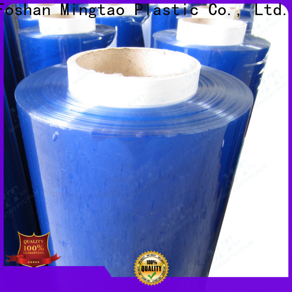 Mingtao at discount translucent pvc sheet ODM for table cover
