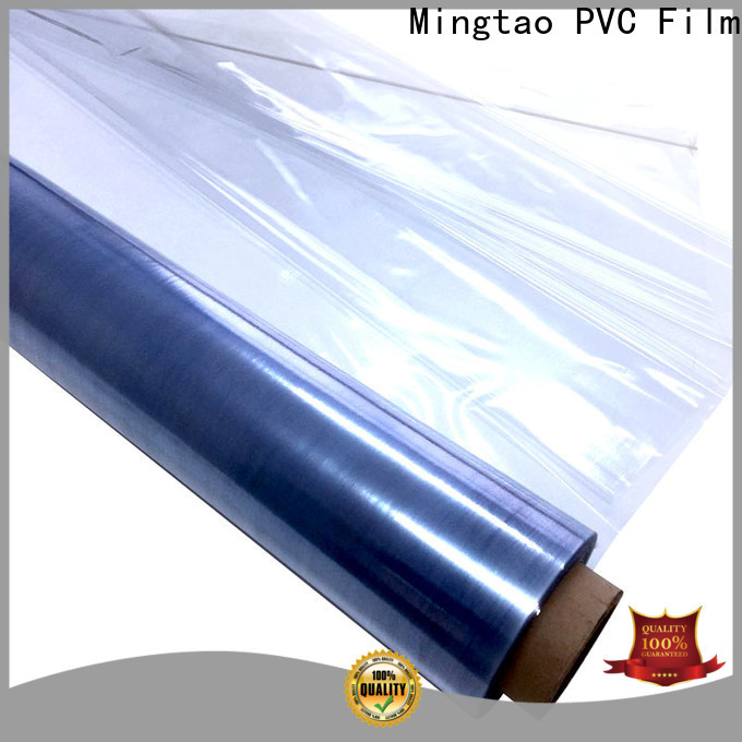 Mingtao High quality PVC pvc roofing sheet bulk production for television cove