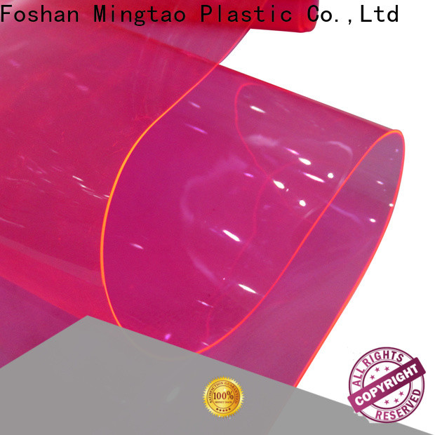 Mingtao Top pvc leather fabric Supply