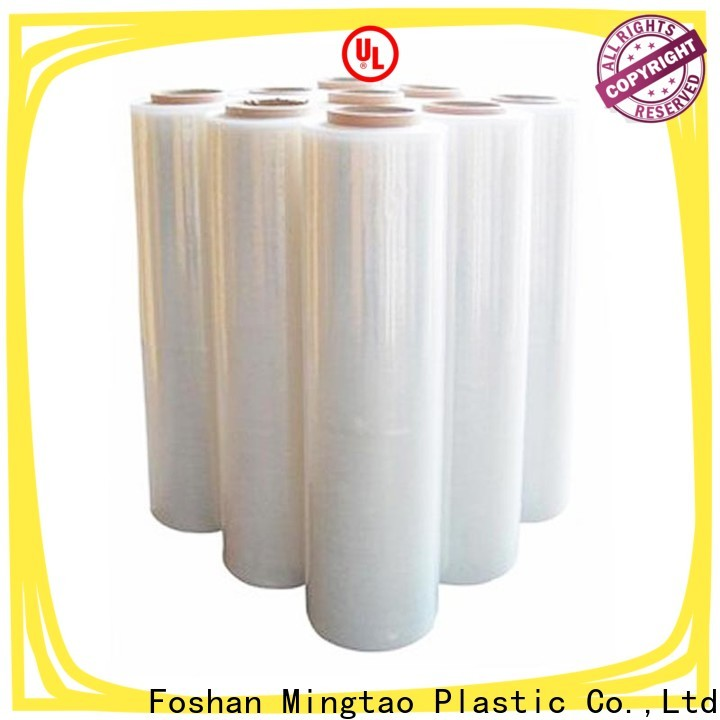 Mingtao at discount stretch film china for wholesale for table mat