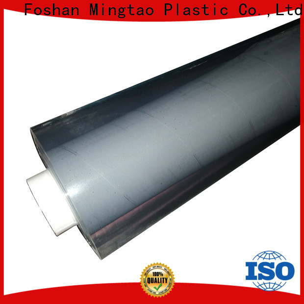 Mingtao portable blue pvc sheet supplier for table cover