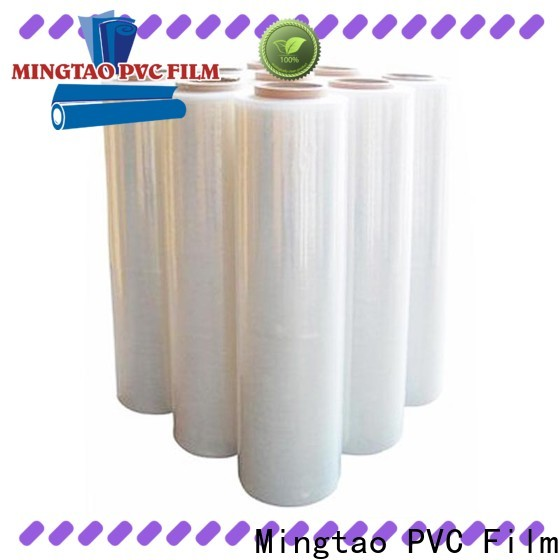 Mingtao pe industrial stretch wrap get quote for television cove