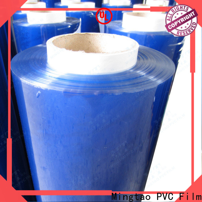 Mingtao portable transparent plastic sheet roll free sample for packing