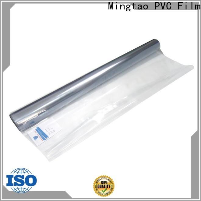 latest flexible plastic film non-sticky get quote for television cove