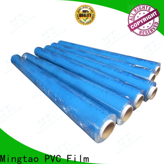 Mingtao pvc film roll suppliers free sample for packing