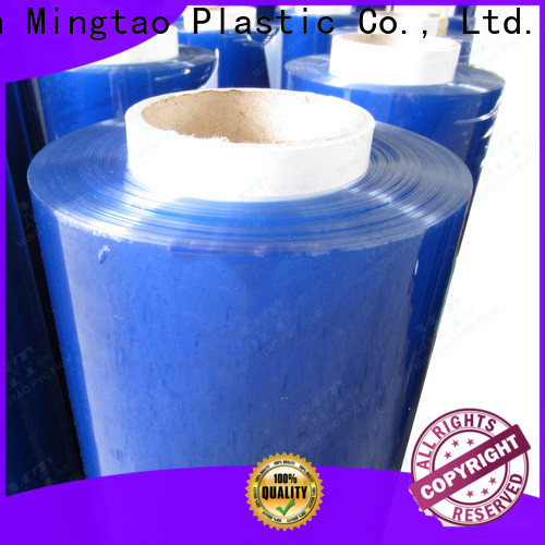 Mingtao sheet embossed pvc film buy now for packing