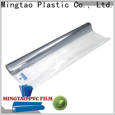 Mingtao waterproof white plastic sheeting supplier for television cove