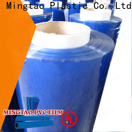 Mingtao Breathable flexible pvc sheet ODM for packing