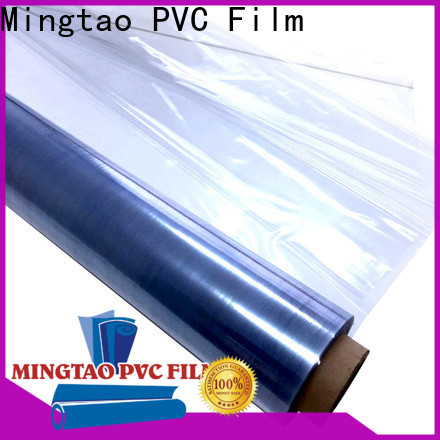 at discount pvc roll sheet High transparency bulk production for packing
