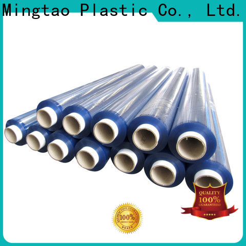 portable flexible clear plastic sheet High transparency supplier for packing